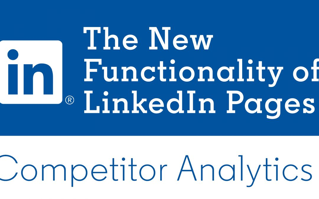 Competitor Analytics to help marketers create a competitive advantage